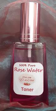 100% Pure Rose Water Toner 35ml
