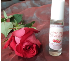 In His Garden Body Perfume Oil - 10ml Roller