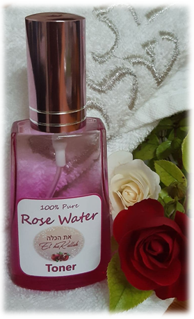 100% Pure Rose Water Toner 35ml