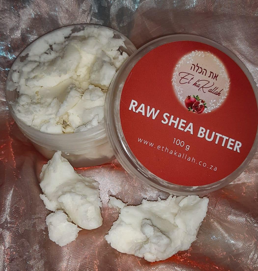 Raw Shea Butter 100g